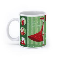 Red Riding Hood (11oz, White)