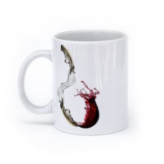 The wine's transition (11oz, White)