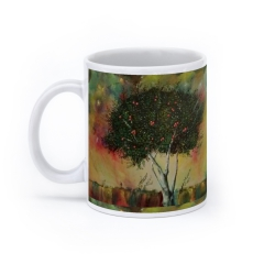 Tree of hope (11oz, White)