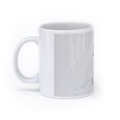 Upset (11oz, White)