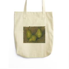 Three Pears (14 3/8 x14, Beige)
