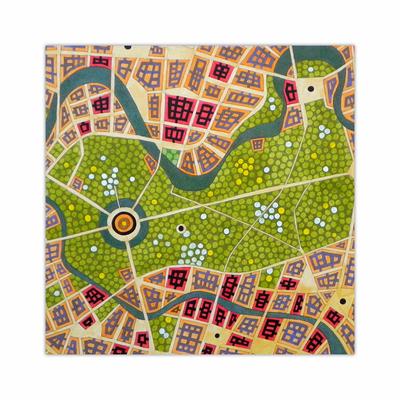 Berlin - tiergarten - ORIGINAL SOLD