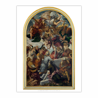 Assumption of Mary (12×16)