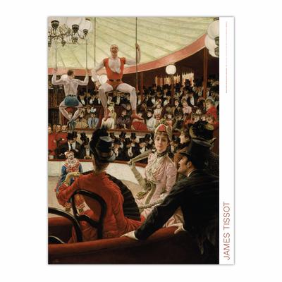 Women of Paris: The Circus Lover (12×16)