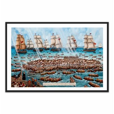 Μάχη της Κλείσοβας (24×36)