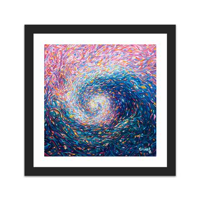 Spiral (12×12)