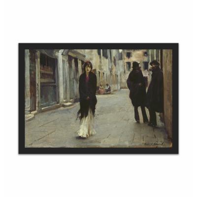 Street in Venice (12×18)
